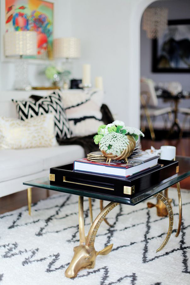 Coffee Table Styling 9