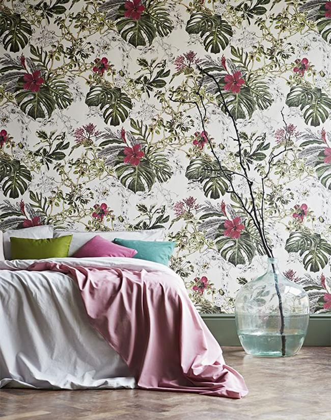 Sian Zeng summer tropical wallpaper