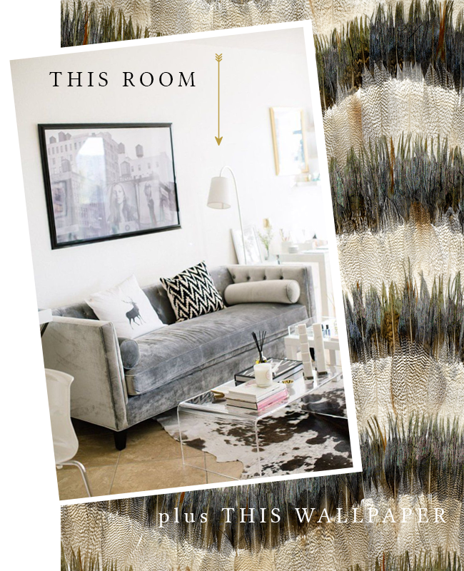 room and wallpaper combo 5