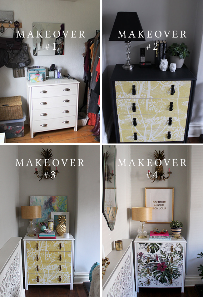 Chest of Drawers Multi-Makeover