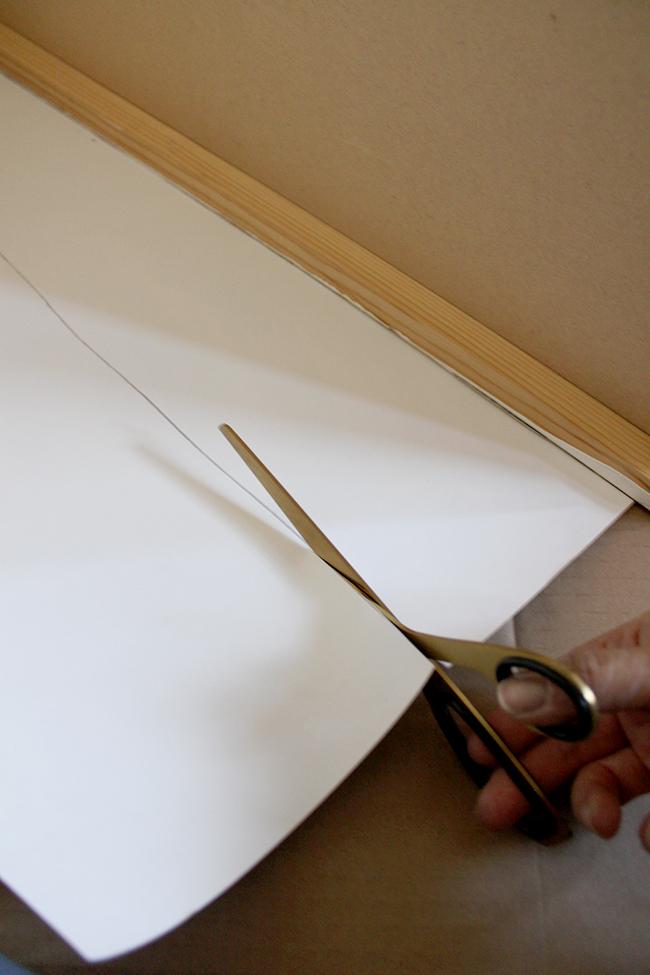 cut paper out