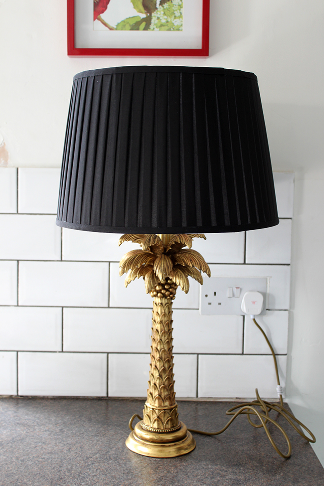 Lighting Majestic Palm Tree Lamp