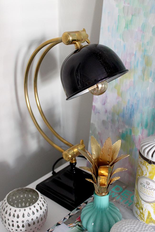 Mia Fleur Desk Lamp