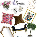 My Curated Sale with Joss and Main Starts Sunday!