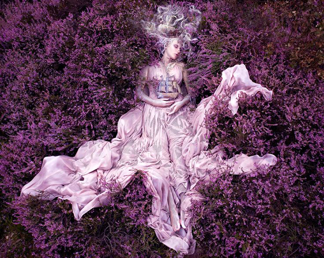 kirsty mitchell photography - Gammelyn's Daughter