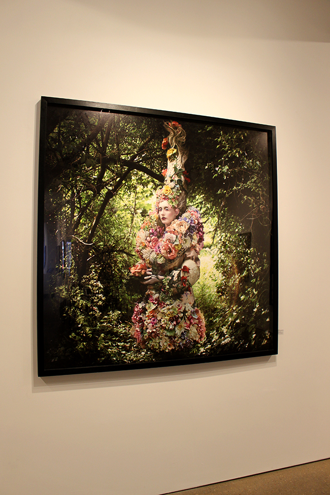 Kirsty Mitchell photography Mead Carney Gallery London