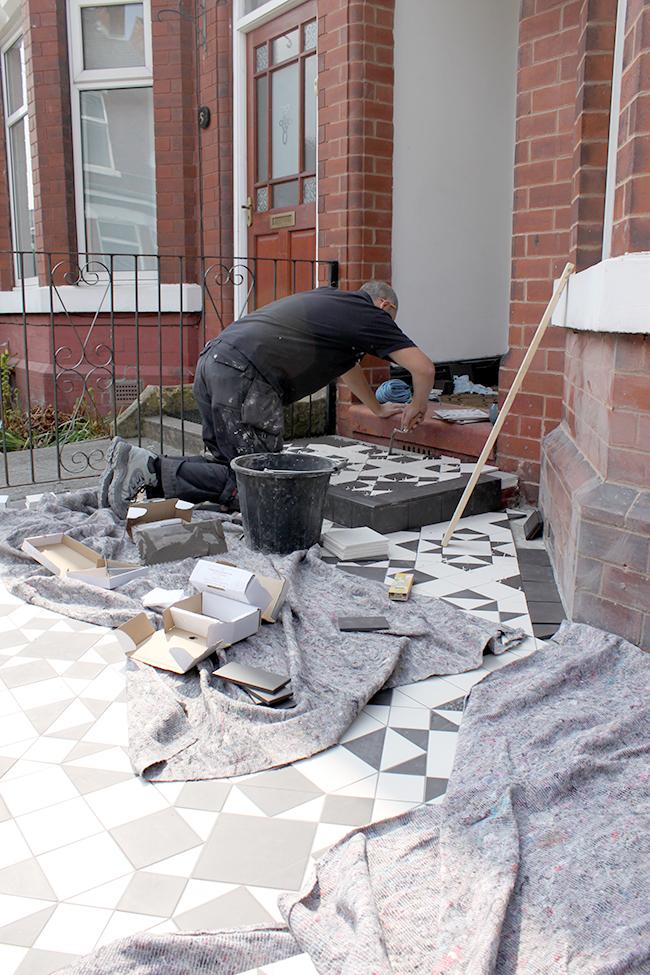 Original Style Alberti Pavimenti Victorian Floor Tiles 3