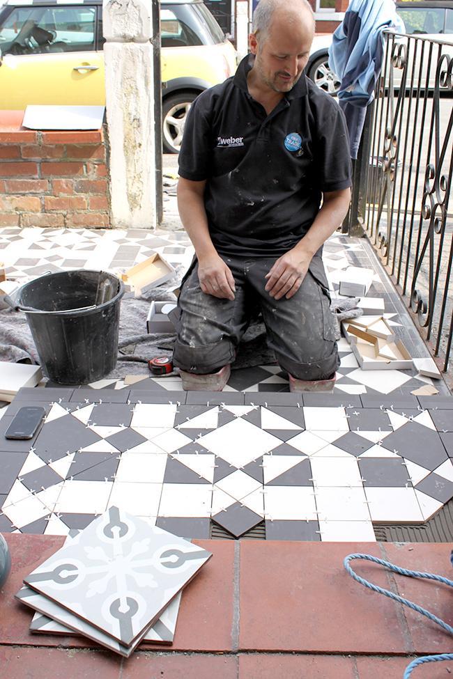 Original Style Alberti Pavimenti Victorian Floor Tiles