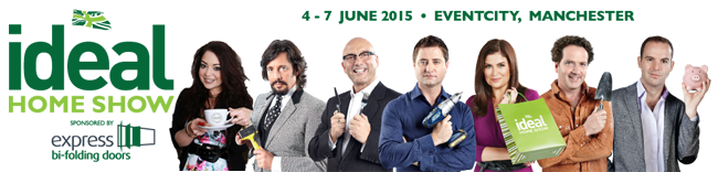 Ideal Home Show Banner