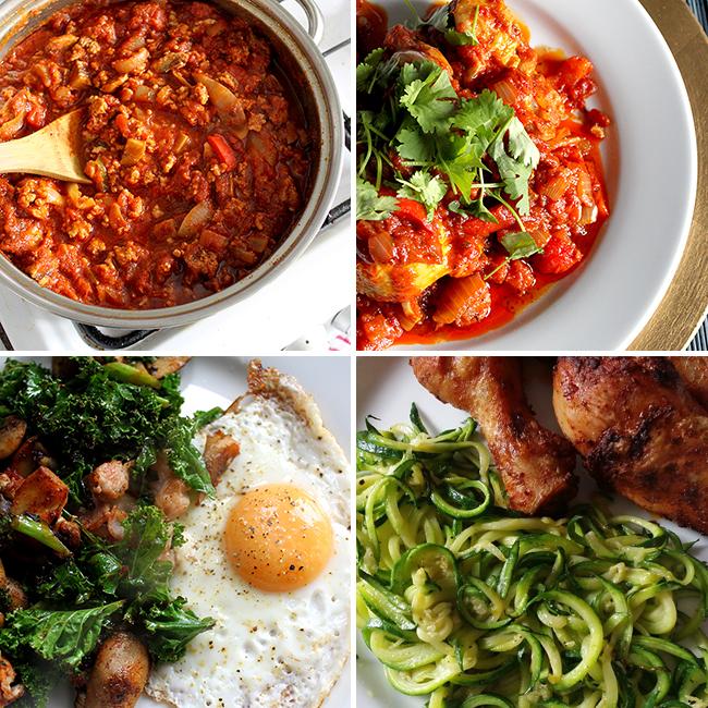 Food on redlilocks Instagram