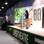Public Speaking at the Ideal Home Show