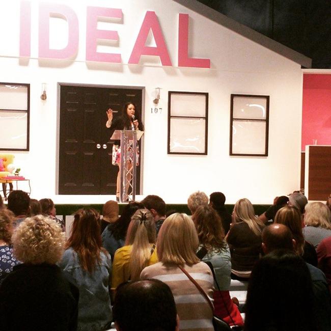 Kimberly Duran Ideal Home Show 2015