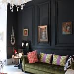LivingEtc House Tours with AO: Eclectic Boho Glam