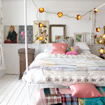 LivingEtc House Tours with AO: Vintage Boho Brights