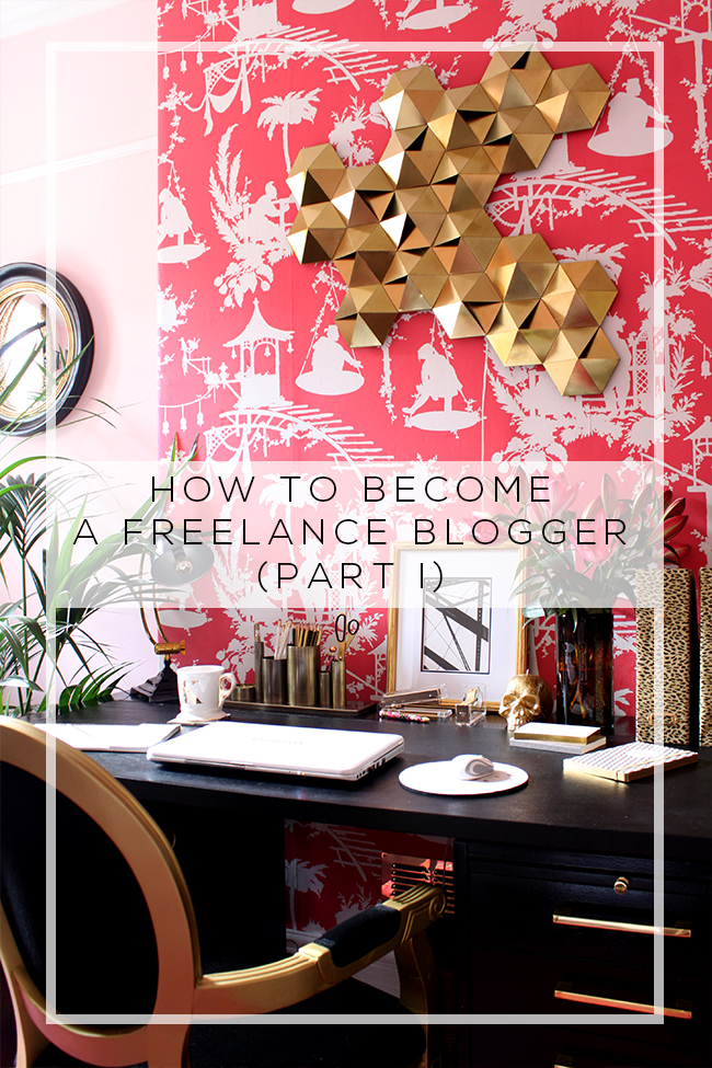 How to Become a Freelance Blogger (Part I)