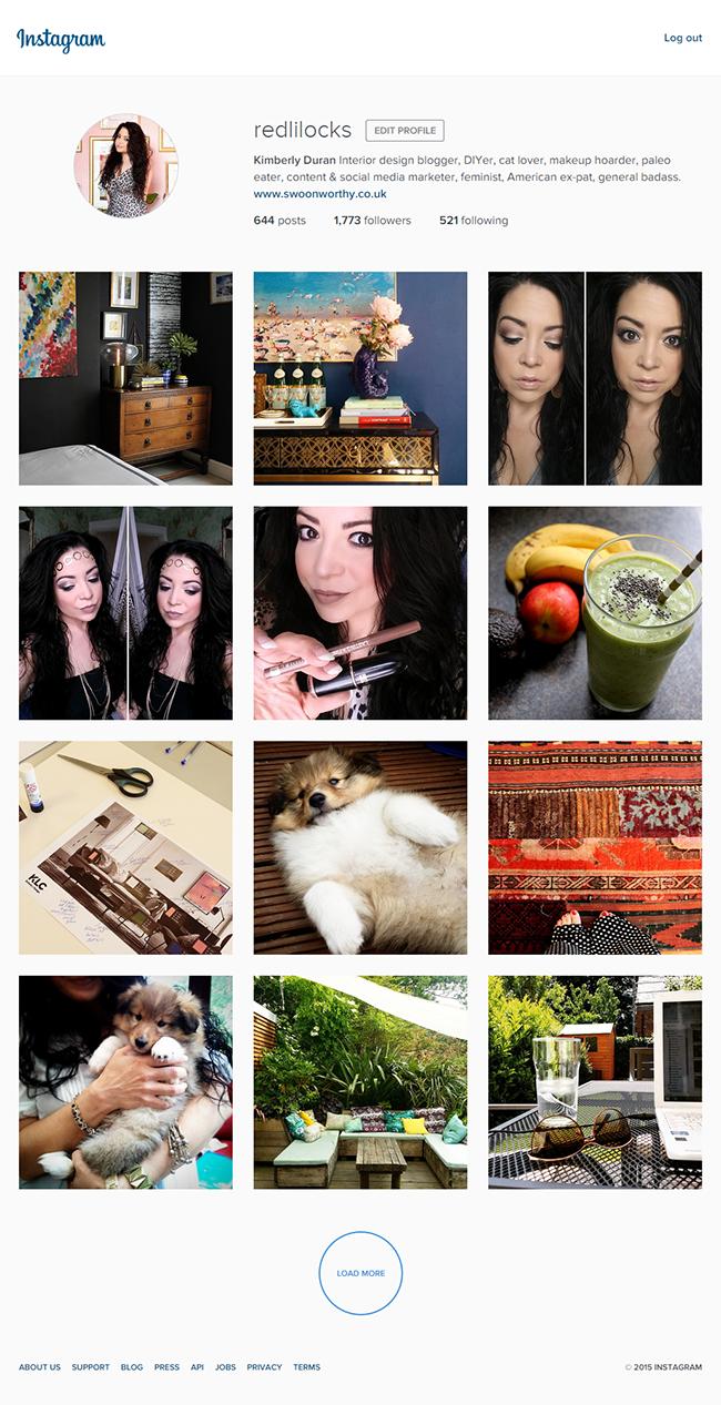 Redlilocks Kimberly Duran Instagram