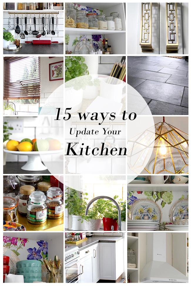 15 Ways to Update Your Kitchen Option 2