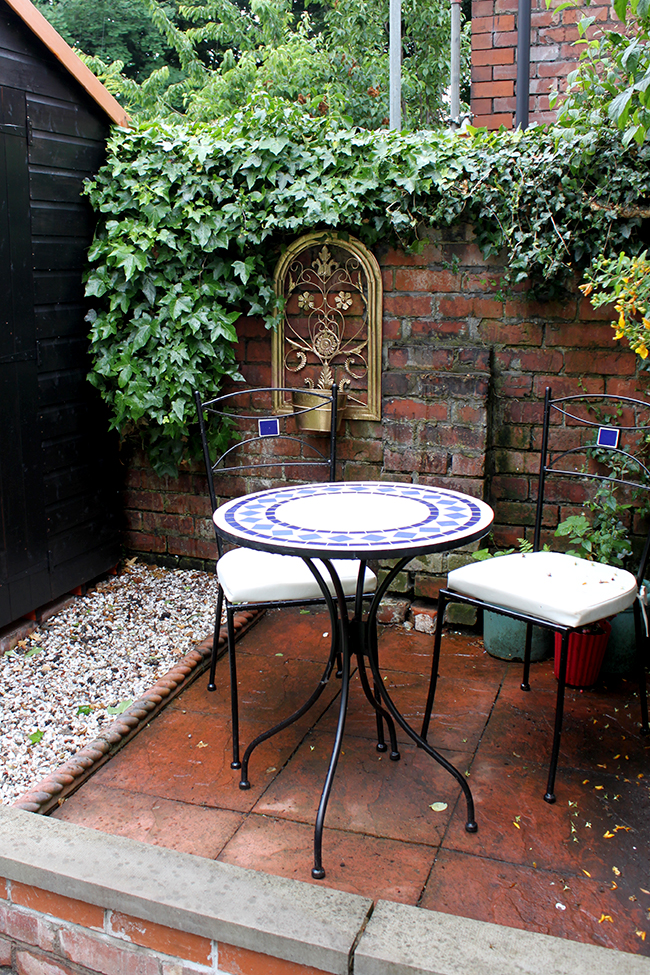 Back patio refresh so far - Swoon Worthy