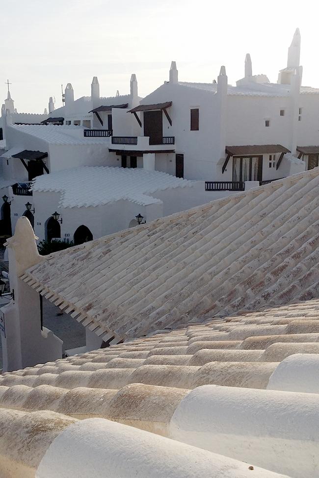 Binibeca Vell Menorca buildings 2