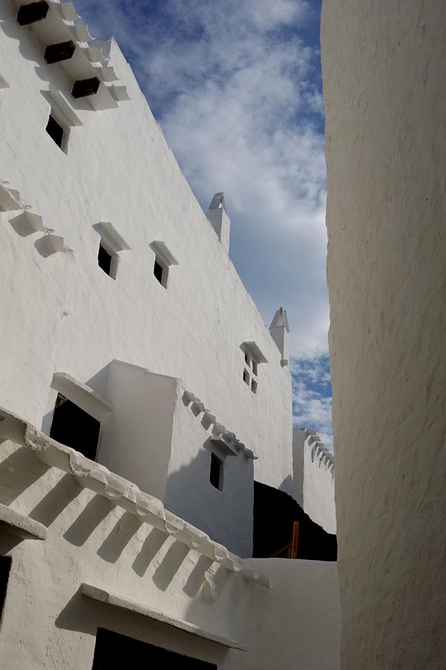 Binibeca Vell Menorca buildings 3