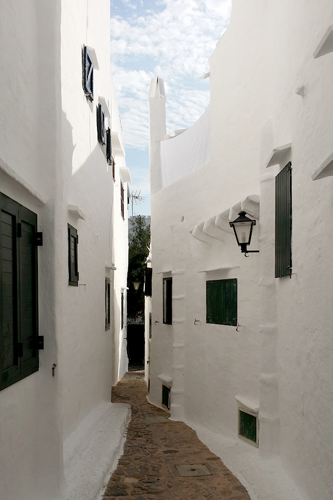 Binibeca Vell Menorca buildings 5
