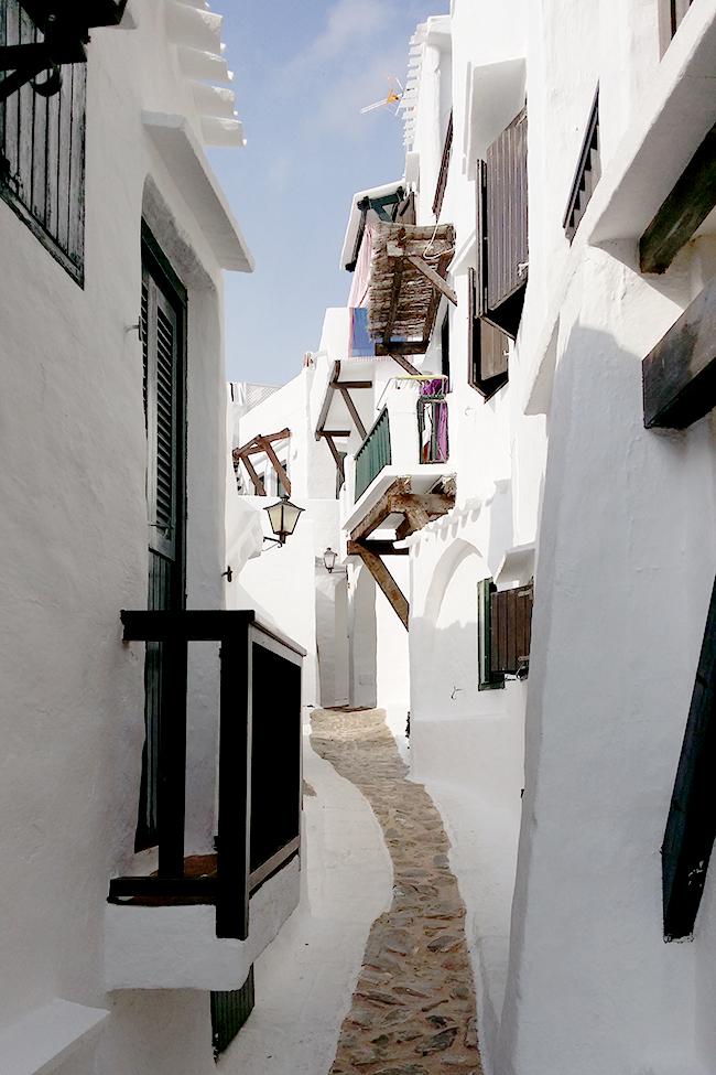 Binibeca Vell Menorca buildings 7