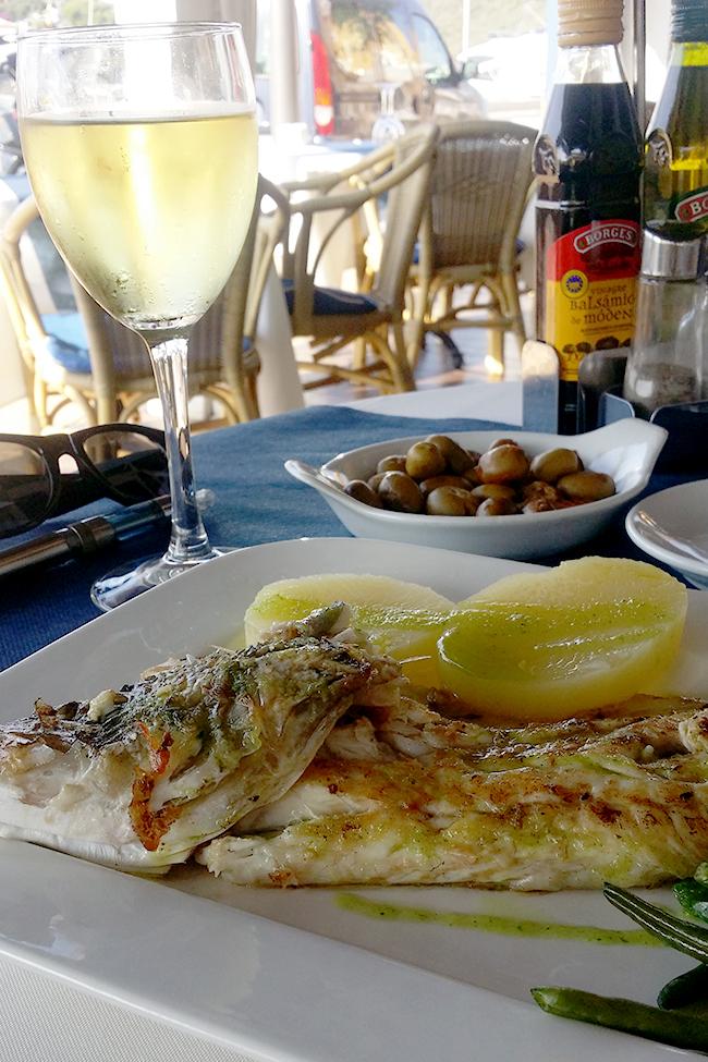 Blue Restaurant Mahon Menorca