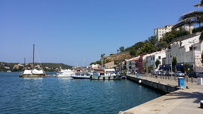 Mahon in Menorca 2