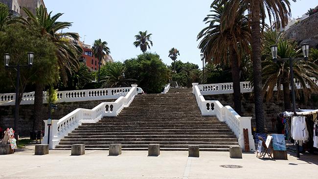 Mahon in Menorca