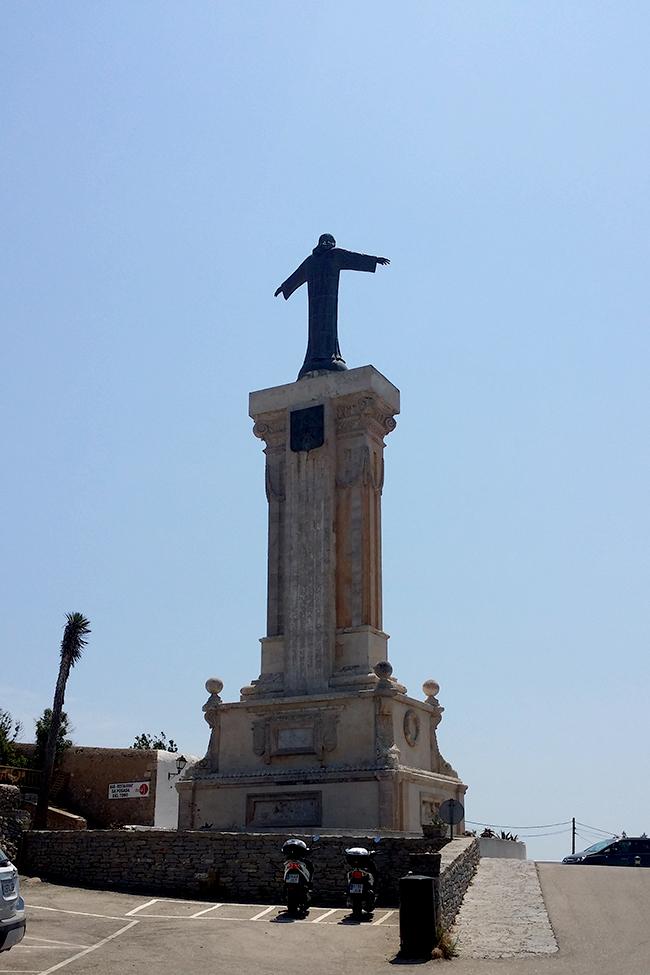 Monte Toro Menorca church