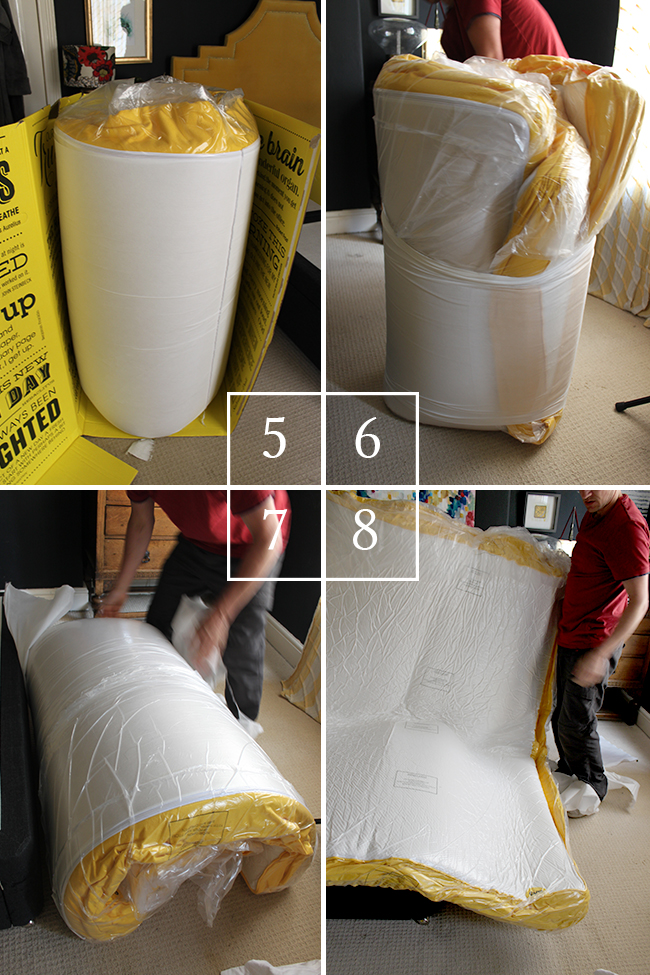 Eve Mattress Delivery 2