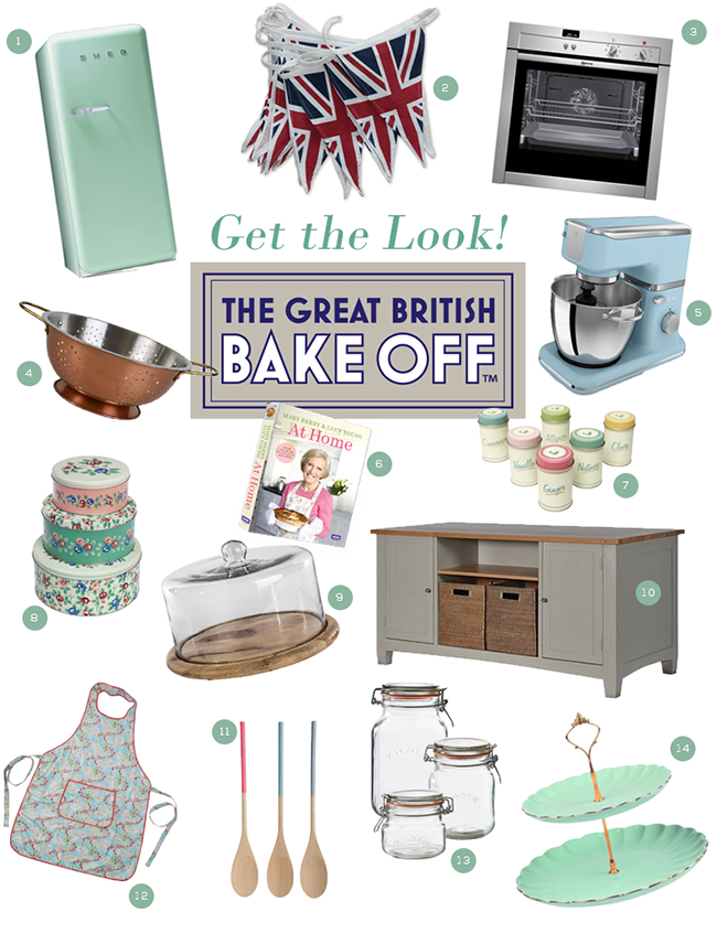Great British Bake Off Buying Guide