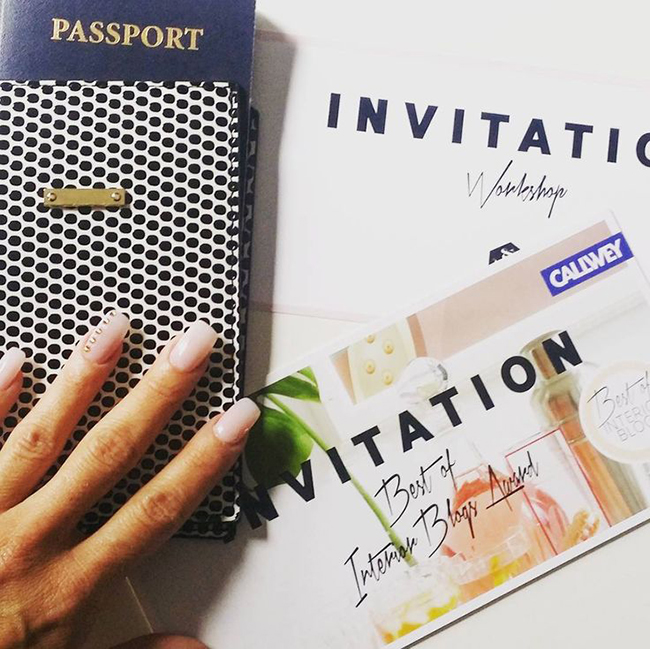 Callwey Best of Interior Blog Awards Off to Munich
