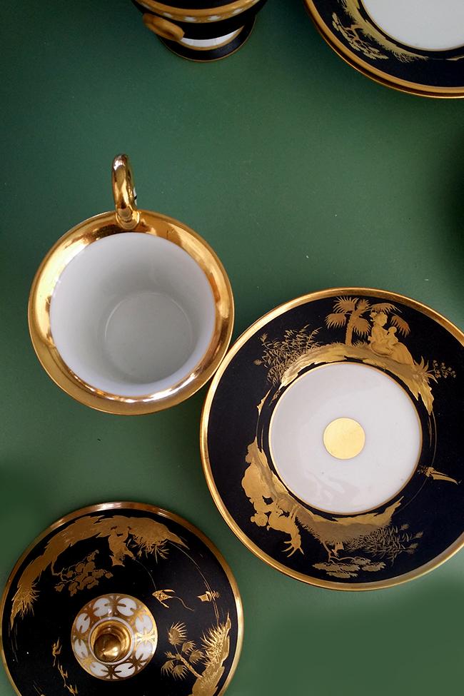 Porzellan Manufactur Nymphenburg chinese ceramics
