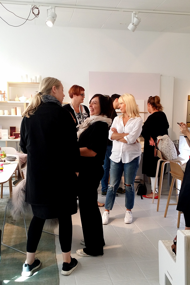 Room to Dream blogger styling event
