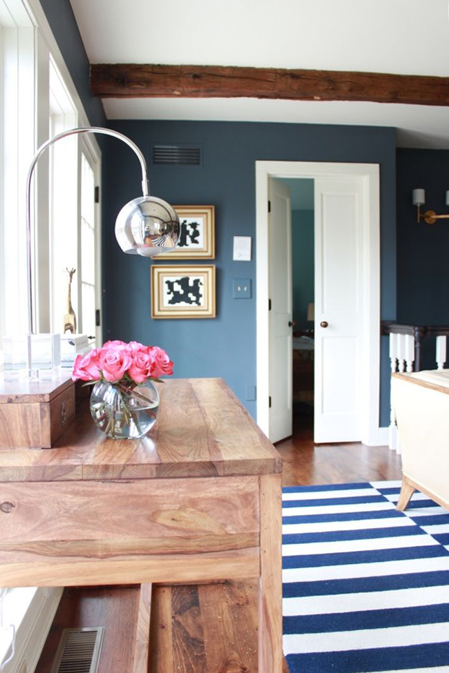 Fieldstone Hill Design living room