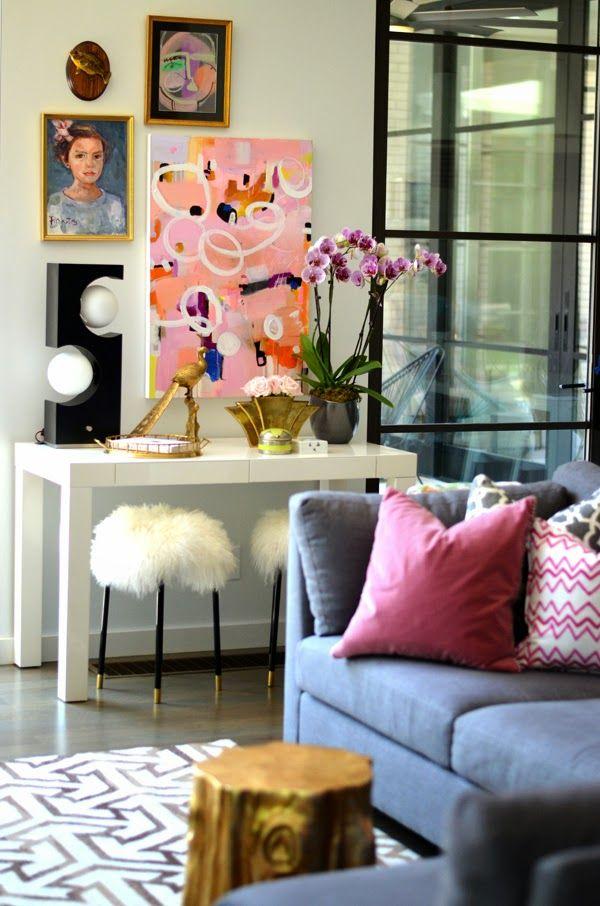 Mimosa Lane Living room