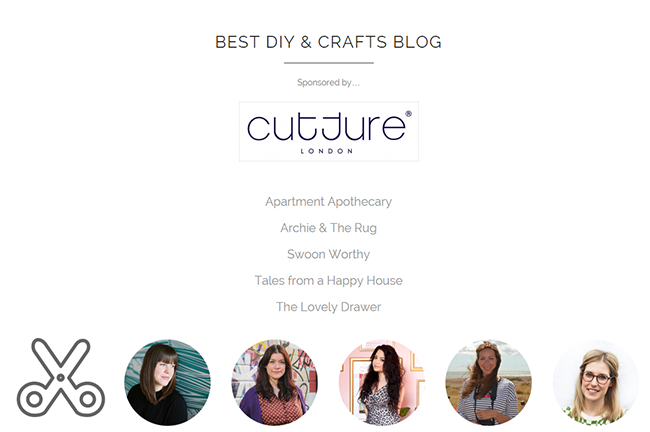 The Amara Interior Blog Awards 2015 Shortlist is here...