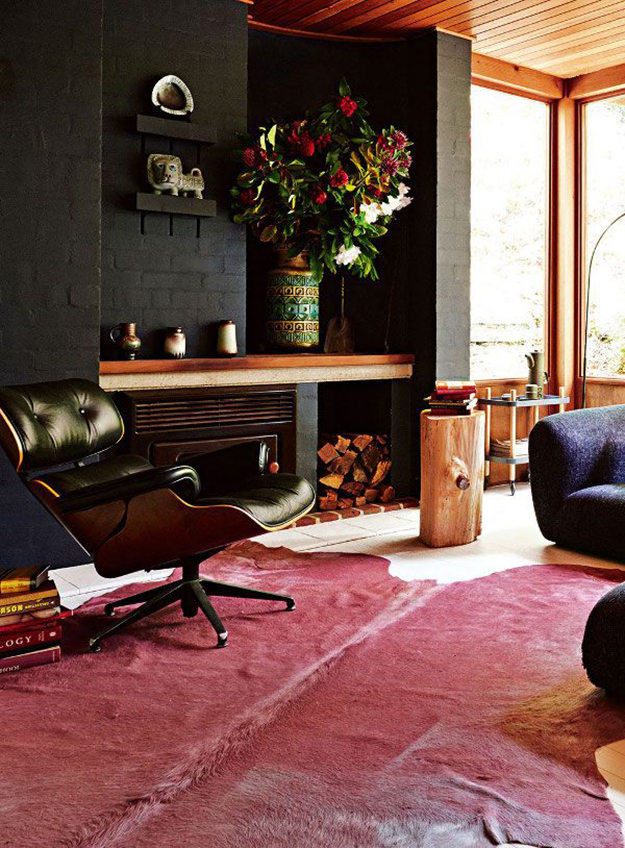 Warm Up for Autumn - bring in rich colour