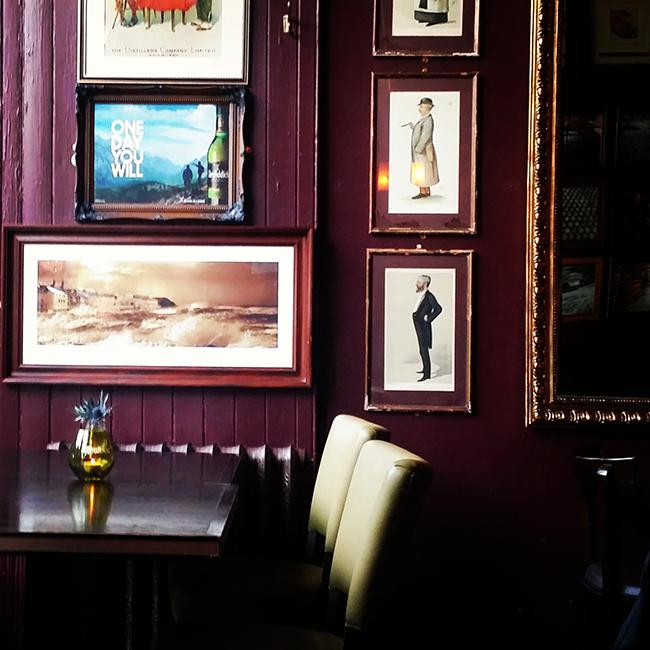 Whiski Rooms Edinburgh