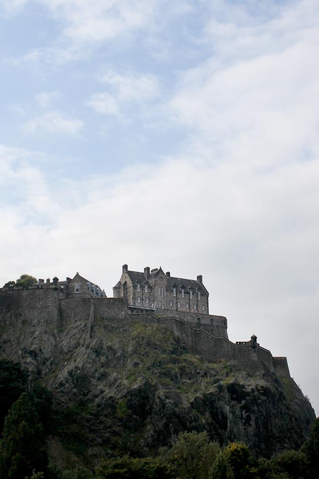 Take Me Away - A Weekend in Edinburgh - Edinburgh Castle