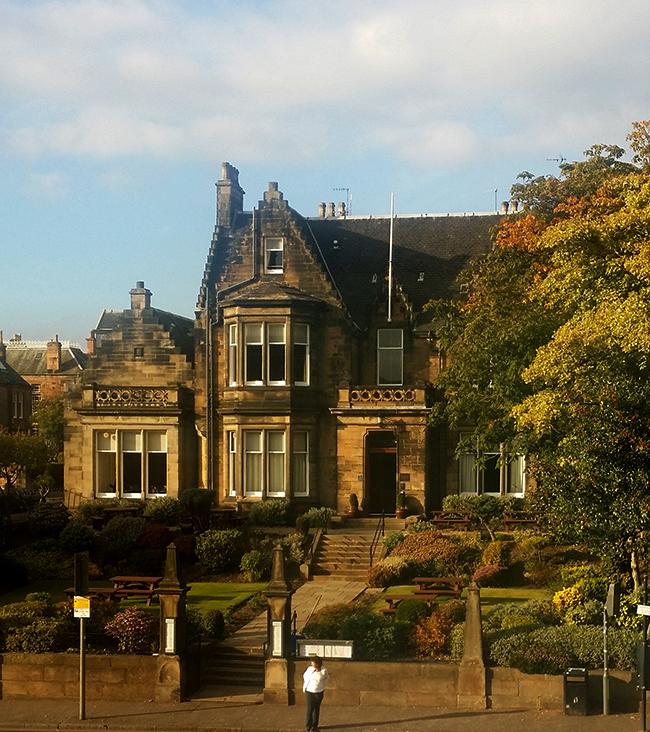 The Dunstane Hotel Edinburgh