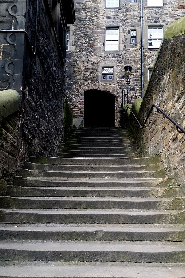 The Old Town Edinburgh