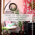 How to Introduce Leopard Print as a Neutral