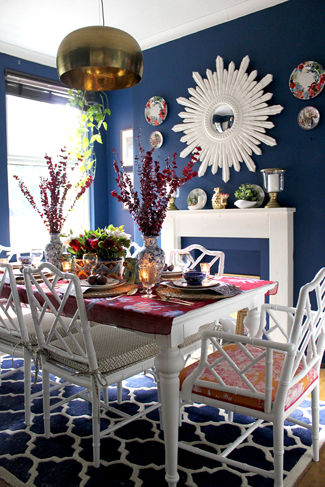 Swoon Worthy - Thanksgiving Table styling