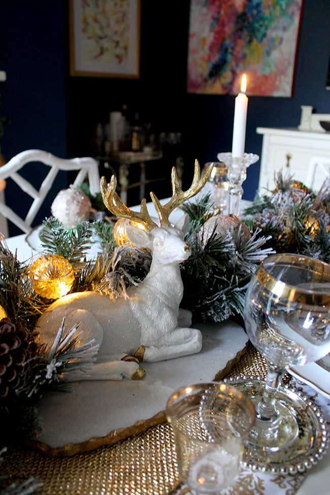 Swoon Worthy Christmas Shoot for Wayfair 8