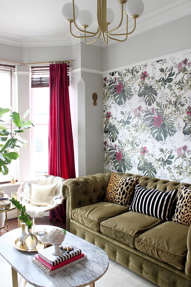 Swoon Worthy living room