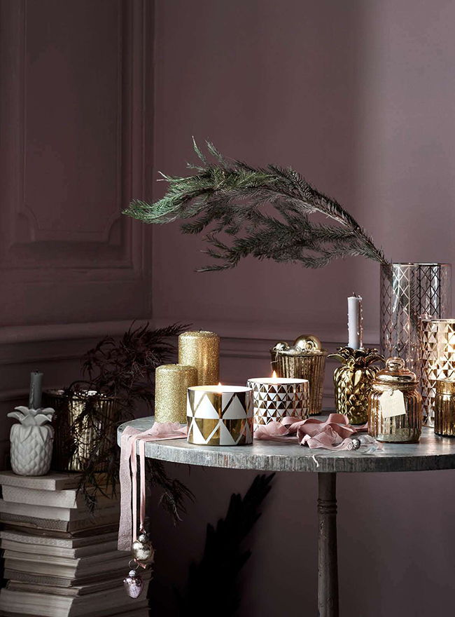HM Home Touch of blush - Swoon Worthy shopping edit