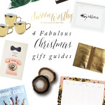 4 Fabulous Christmas Gift Guides
