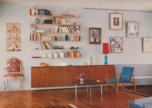 Ameublement et Decoration Modernes 1961